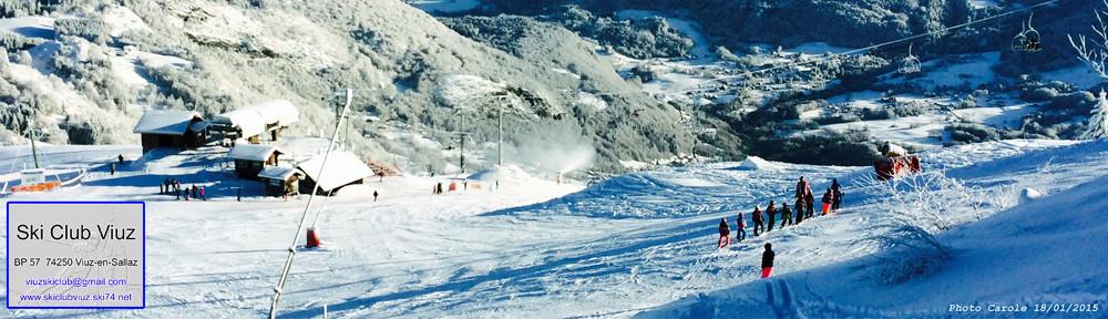 Ski-club de Viuz……..          Haute-Savoie